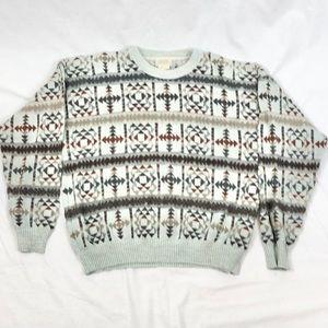 St Johns Bay Vintage Sweater Size XXL